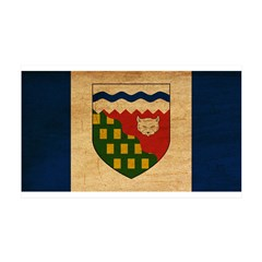 Northwest Territories Flag 38.5 x 24.5 Wall Peel