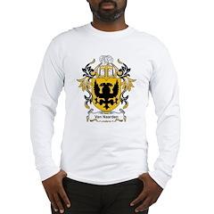 Van Naarden Coat of Arms Long Sleeve T-Shirt