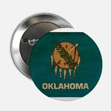 "Oklahoma Flag 2.25"" Button (100 pack)"