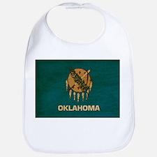 Oklahoma Flag Bib