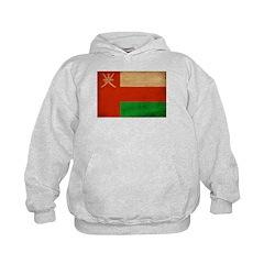 Oman Flag Hoodie