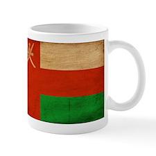 Oman Flag Mug