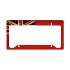Ontario Flag License Plate Holder