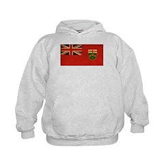 Ontario Flag Hoodie
