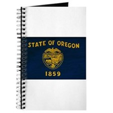 Oregon Flag Journal