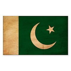 Pakistan Flag Decal
