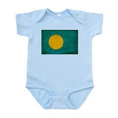 Palau Flag Infant Bodysuit