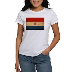 Paraguay Flag Tee