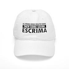 Escrima design Cap