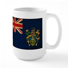 Pitcairn Islands Flag Mug