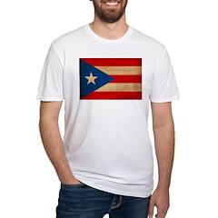 Puerto Rico Flag Shirt