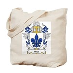 Meys Coat of Arms, Family Cre Tote Bag