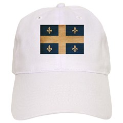 Quebec Flag Baseball Cap