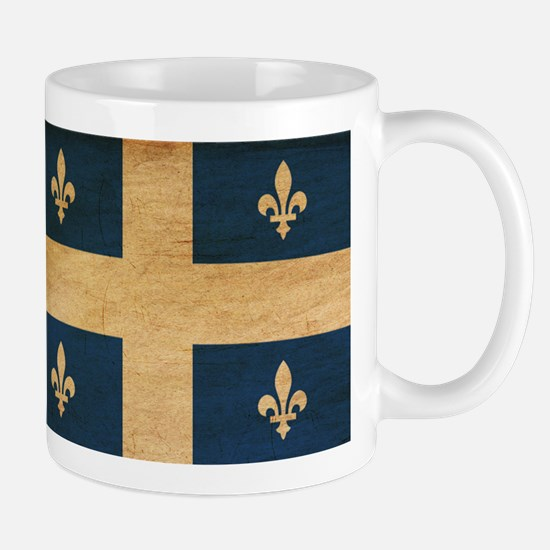 Quebec Flag Mug