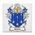 Meeuws Coat of Arms Tile Coaster