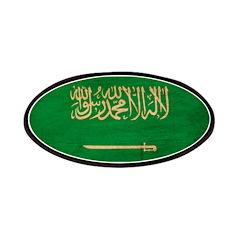 Saudi Arabia Flag Patches