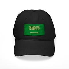Saudi Arabia Flag Baseball Hat