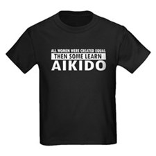 Aikido design T