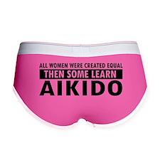 Aikido design Women's Boy Brief