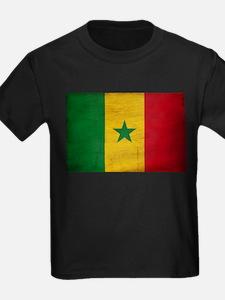 Senegal Flag T