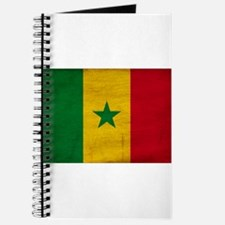 Senegal Flag Journal