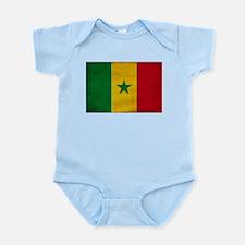 Senegal Flag Infant Bodysuit