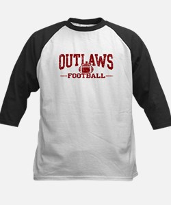 Outlaws Football Kids Baseball Jersey