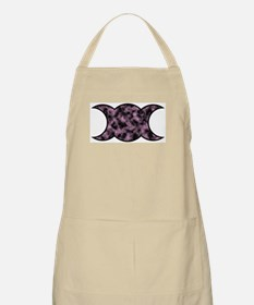 Triple Moon Goddess BBQ Apron