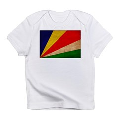 Seychelles Flag Infant T-Shirt
