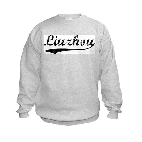 Vintage Liuzhou Kids Sweatshirt
