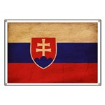 Slovakia Flag Banner