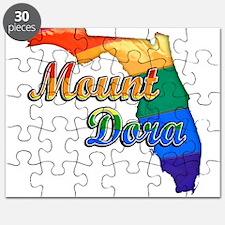 Mount Dora, Florida, Gay Pride, Puzzle
