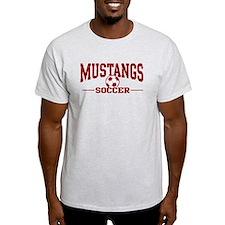 Mustangs Soccer T-Shirt