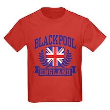 Blackpool England T