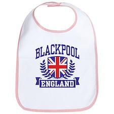 Blackpool England Bib