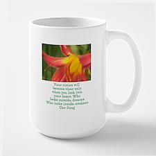 Carl Jung quote Mug