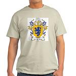 Van der Meer Coat of Arms Ash Grey T-Shirt