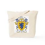 Van der Meer Coat of Arms Tote Bag