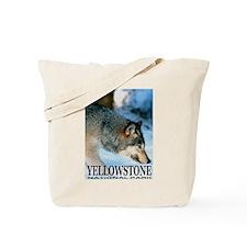 Yellowstone National Park Tote Bag