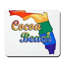 Cocoa Beach, Florida, Gay Pride, Mousepad