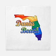 Dania Beach, Florida, Gay Pride, Queen Duvet