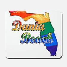 Dania Beach, Florida, Gay Pride, Mousepad
