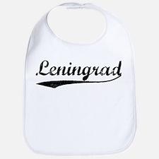 Vintage Leningrad Bib