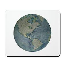 Planet Earth Mousepad