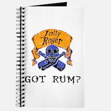 Got Rum? Jolly Roger Journal