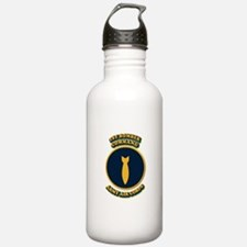 Army Air Corps - 1st Bomber Command Water Bottle