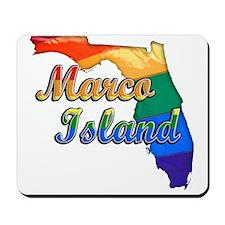 Marco Island, Florida, Gay Pride, Mousepad