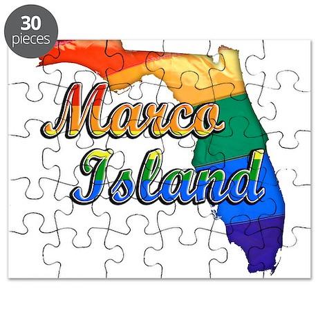 Marco Island, Florida, Gay Pride, Puzzle