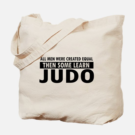 Judo design Tote Bag