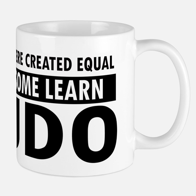 Judo design Mug